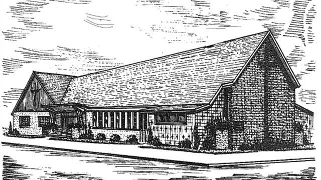 church_drawing