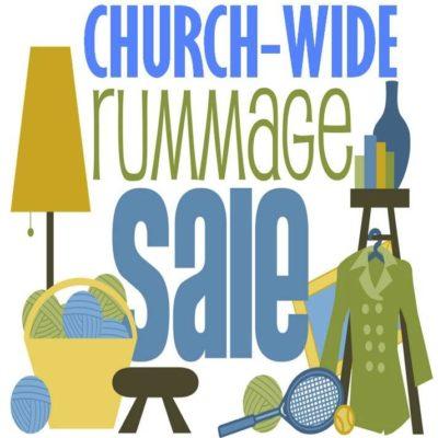 Rummage Sale – Stanwood United Methodist Church